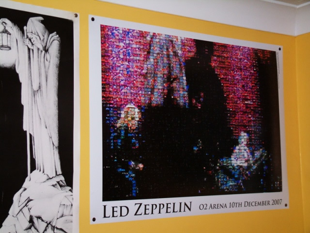 Led Zeppelin Limited Edition Poster