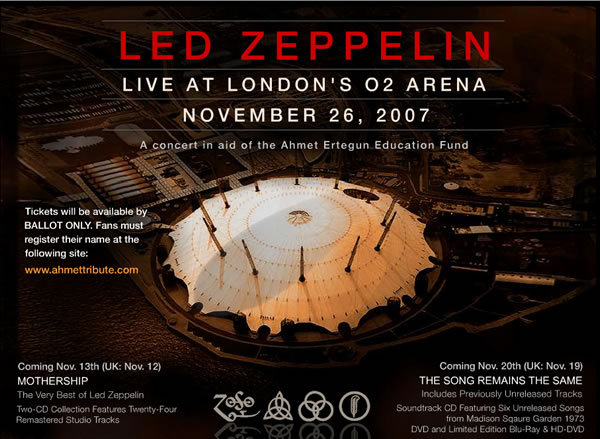 Led Zeppelin Site